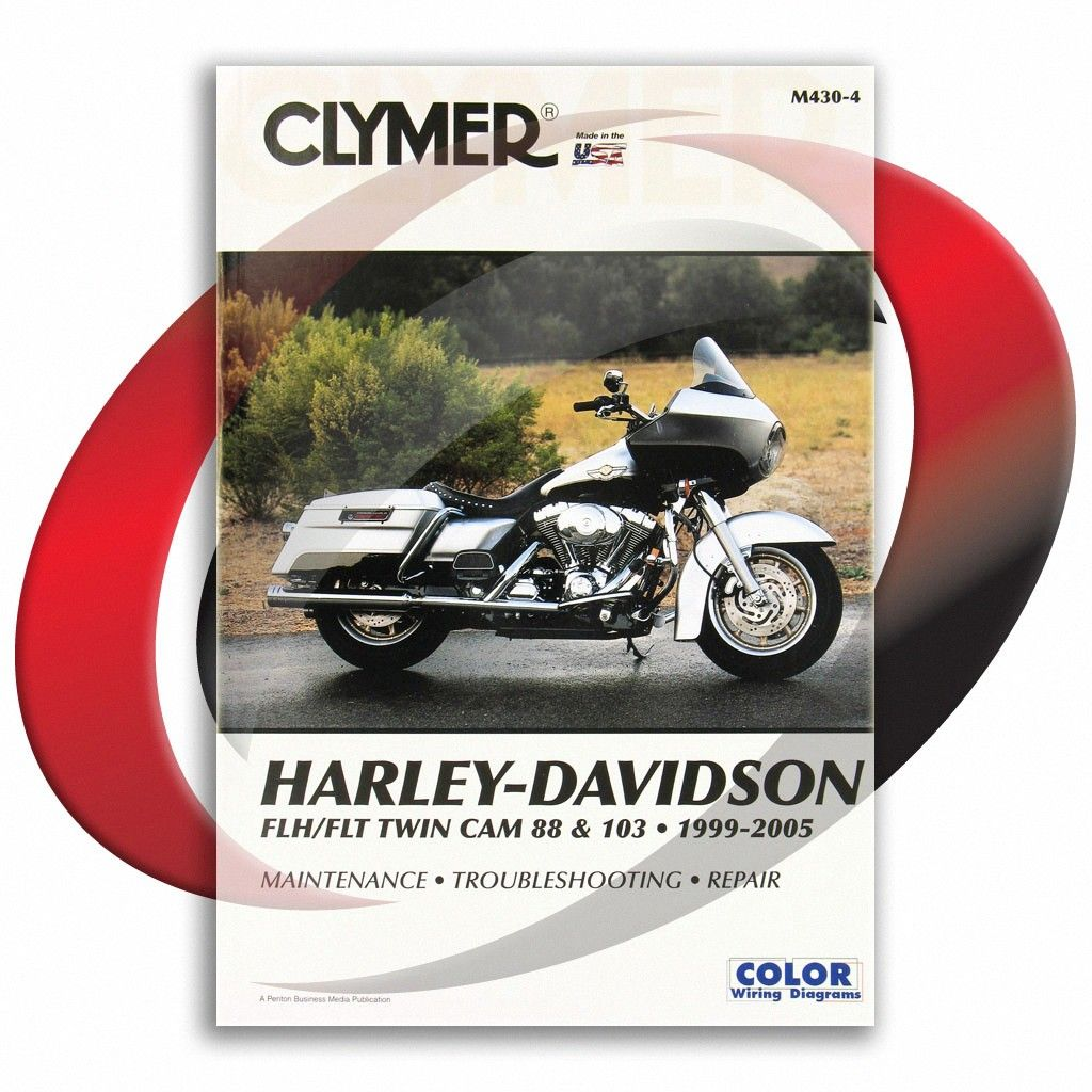 1999 2005 Harley Davidson Flhrci Road King Classic Clymer Repair Manual M430 4 Sixity Com