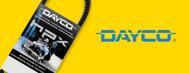 shop dayco powersport drive belts