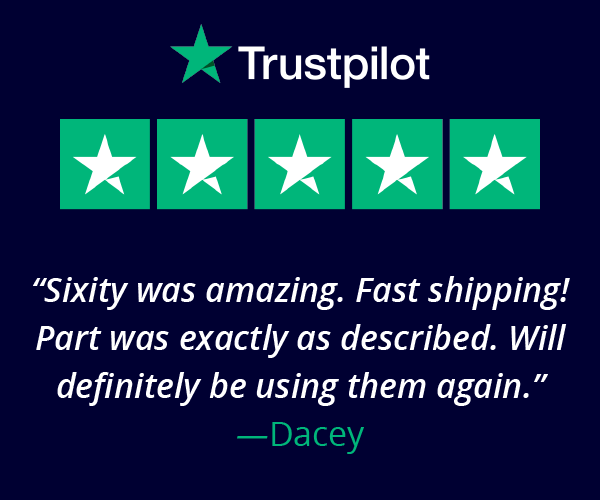 Sixity is rated Excellent on Trustpilot