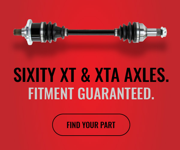 Shop Sixity ATV UTV Axles