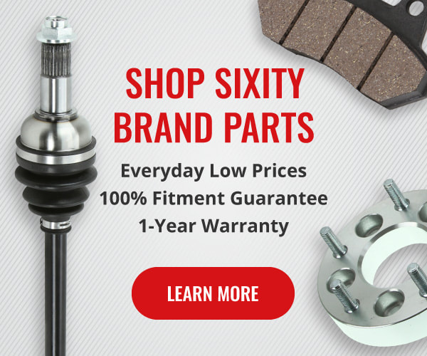 Shop Sixity axles, brakes, wheel spacers