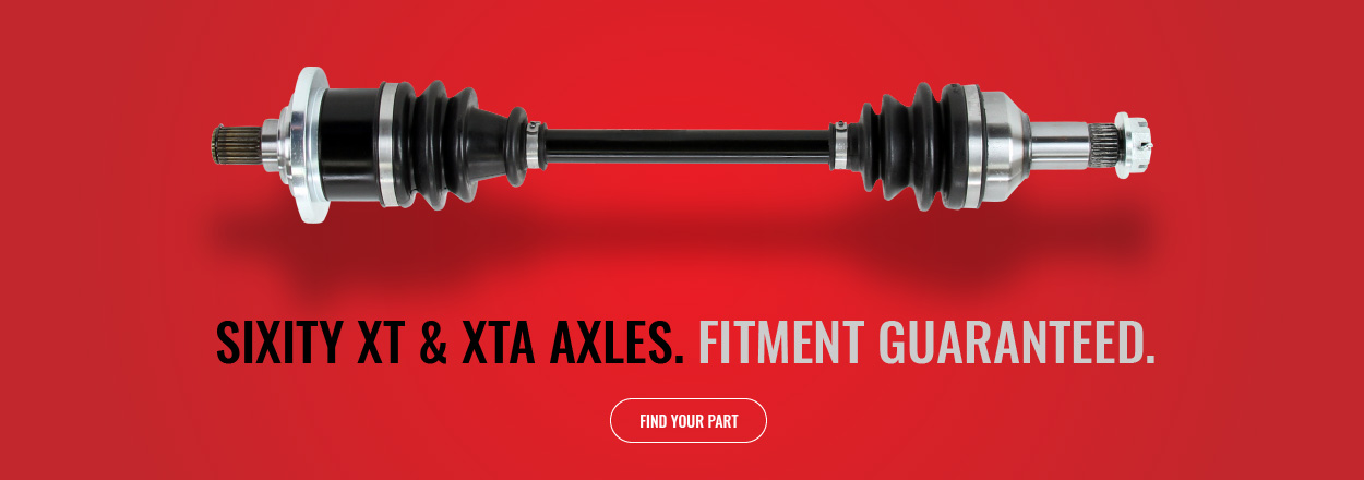 Shop Sixity ATV Axles