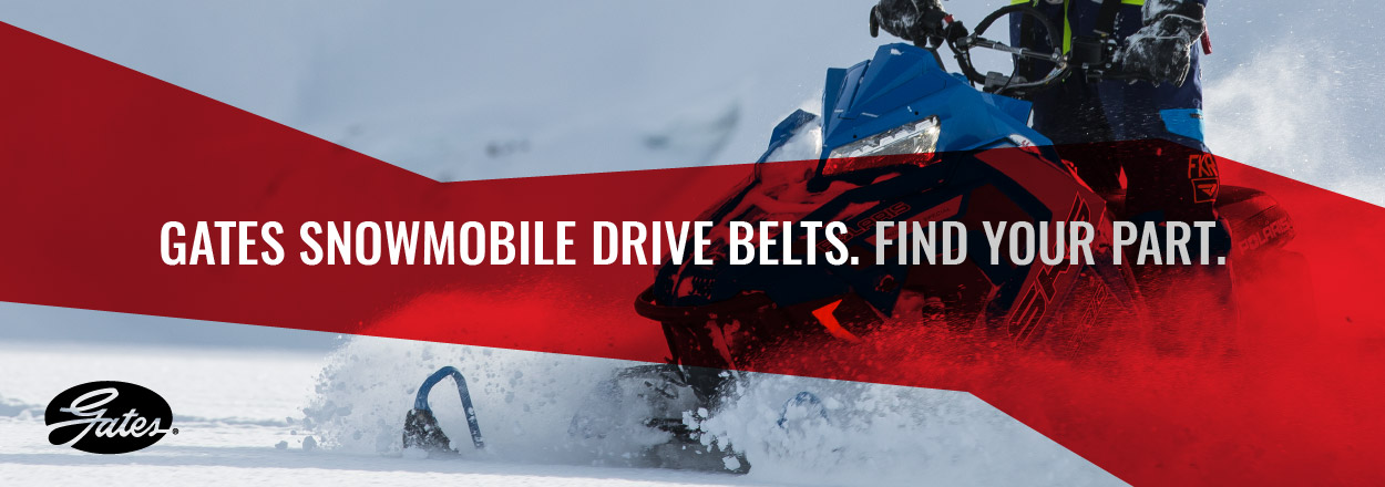 Shop Gates Snowmobile Drive Belts